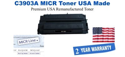 C3903a,03A MICR USA Made Remanufactured toner