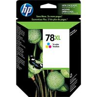 New Original HP 78XL TriColor Ink Cartridge (C6578DN,C6578AN)(#78XL)
