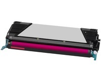 Lexmark C734A1MG Magenta High Yield Remanufactured Toner (6,000 Yield)