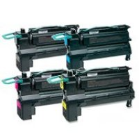 Lexmark C792,X792 Remanufactured Value Bundle (1 of Each Color) (6K Yield)