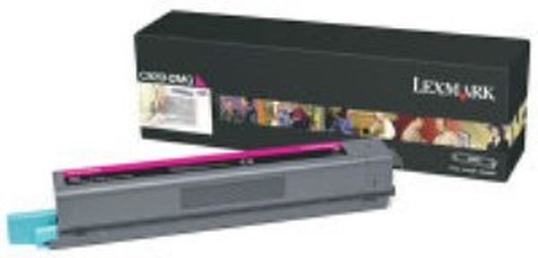 Genuine Lexmark C925H2MG Magenta Toner Cartridge (7,500 Yield)