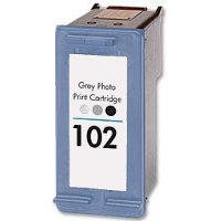 HP C9360AN Photo Gray Remanufactured Ink Cartridge (#102)