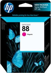 New Original HP 88 Magenta Ink Cartridge (C9387AN) (#88)