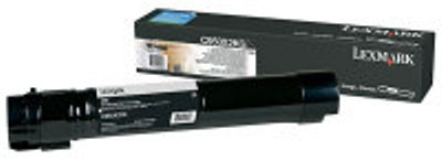 Genuine Lexmark C950X2KG Black Toner Cartridge (32,000 Yield)