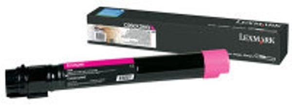 Genuine Lexmark C950X2MG Magenta Toner Cartridge (22,000 Yield)