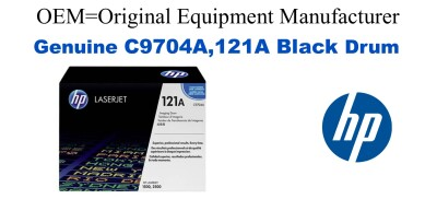 C9704A Genuine Black HP Drum