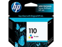 New Original HP CB304AN Ink Cartridge (#110)