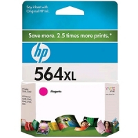 New Original HP 564XL Magenta Ink Cartridge (CB324WN) (#564XL)