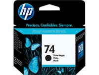 New Original HP 74 Black Ink Cartridge (CB335WN) (#74)