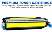 HP 642A Yellow Premium Toner Cartridge (CB402A)