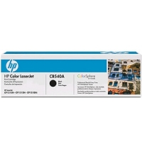 New Original HP 125A Black Toner Cartridge (CB540A)