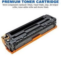 HP 125A Black Premium Toner Cartridge (CB540A)