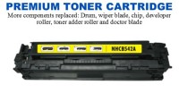 HP 125A Yellow Premium Toner Cartridge (CB542A)
