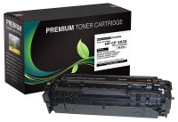 HP 304A Black Premium Compatible Toner Cartridge (CC530A)