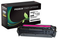 HP 304A Magenta Premium Compatible Toner Cartridge (CC533A)