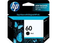 New Original HP 60 Black Ink Cartridge (CC640WN) (#60)