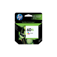 New Original HP 60XL Tri-Color Ink Cartridge (CC644WN) (#60XL)