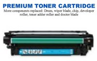 HP 504A Black Premium Toner Cartridge (CE250A)
