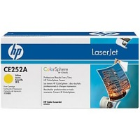 New Original HP 504A Yellow Toner Cartridge (CE252A)