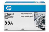 New Original HP 55A Black Toner Cartridge (CE255A)