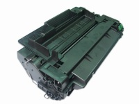 HP 55A Black Remanufactured Toner Cartridge (CE255A)