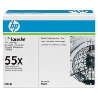New Original HP 55X Black Toner Cartridge (CE255X)