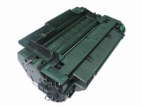 HP 55X Black Remanufactured Toner Cartridge (CE255X)