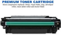 HP 650A Black Premium Toner Cartridge (CE270A)