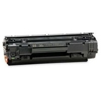 Remanufactured HP 78A Black Toner for use in  CE278A P1606 M1536