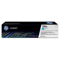 New Original HP 126A Cyan Toner Cartridge (CE311A)