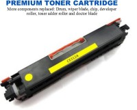 HP 126A Yellow Premium Toner Cartridge (CE312A)