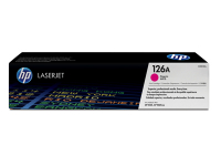 New Original HP 126A Magenta Toner Cartridge (CE313A)