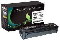 HP 128A Black Premium Compatible Toner Cartridge (CE320A)