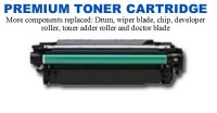 HP 651A Black Premium Toner Cartridge (CE340A)