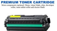 HP 651A Yellow Premium Toner Cartridge (CE342A)