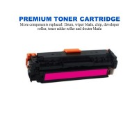 HP 507A Magenta Premium Compatible Toner Cartridge (CE403A)