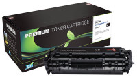 HP 305A Black Premium Compatible Toner Cartridge (CE410A)