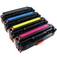 Remanufactured HP 305A Color Toner Set CE410A CE411A CE412A CE413A