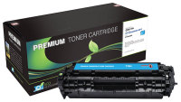 HP 305A Cyan Premium Compatible Toner Cartridge (CE411A)