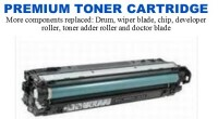 HP 307A Black Premium Toner Cartridge (CE740A)