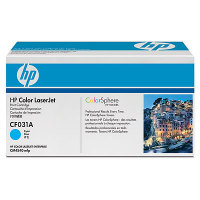 New Original HP 646A Cyan Toner Cartridge (CF031A)