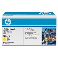 New Original HP 646A Yellow Toner Cartridge (CF032A)