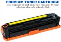 HP 131A Yellow Premium Toner Cartridge (CF212A)