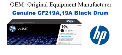 CF219A,19A Genuine Black HP Drum