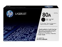 New Original HP 80A Black Toner Cartridge (CF280A)