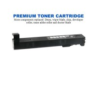 HP 827A Black Premium Compatible Toner Cartridge (CF300A)