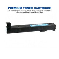 HP 827A Cyan Premium Compatible Toner Cartridge (CF301A)