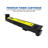 HP 827A Yellow Premium Compatible Toner Cartridge (CF302A)