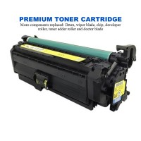HP 653A Yellow Premium Toner Cartridge (CF322A)