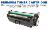 HP 654X Black Premium Toner Cartridge (CF330X)